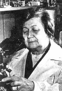З.В. Ермольева в 1960-е гг.