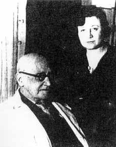 З.В. Ермольева и Н.Ф. Гамалея. 1930-е гг.