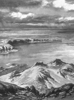 В таких водоемах обитали предки цианобактерий